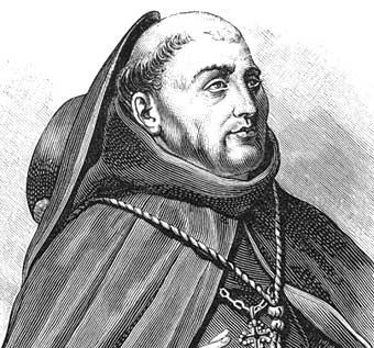 Fray Juan de Zumarraga.